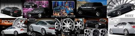 Custom Wheel Performance Tires -  Scottsdale,  Phoenix, Arizona