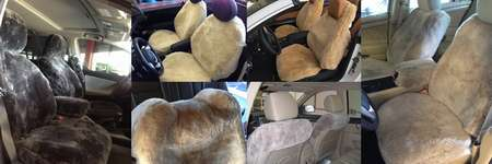 Sheepskin Seat Covers -  Scottsdale,  Phoenix, Arizona