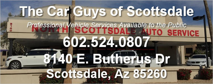 The Car Guys of Scottsdale, Arizona