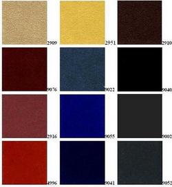 Headliners |Headliner Color Chart
