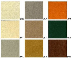 headLiner color chart