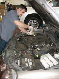 Engine Diagnostics and Repairs